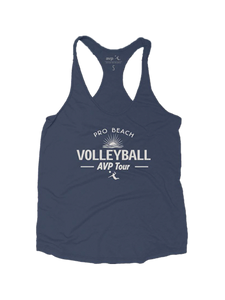 AVP Women's Under Where Racerback Tank