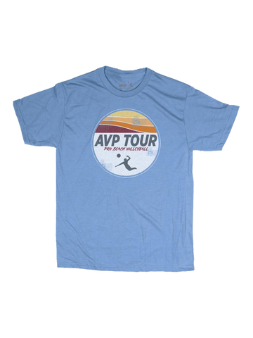 AVP Bed Rest Bi-Blend T-Shirt