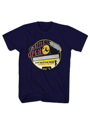 AVP Seattle Event T-Shirt