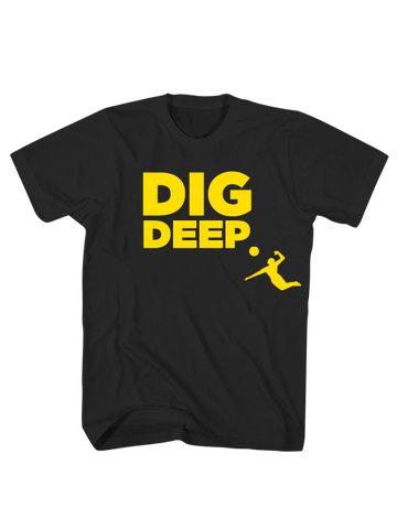 AVP Dig Deep Slim Fit T-Shirt