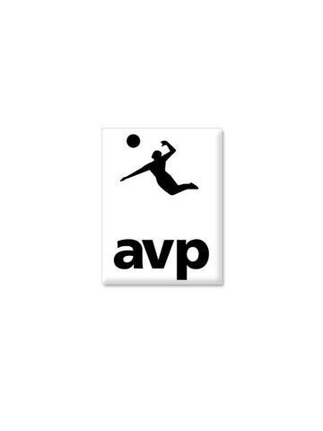 AVP Lapel Pin