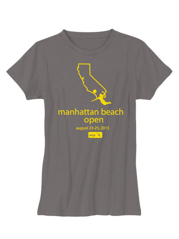 AVP Women's Manhattan Beach Event T-Shirt