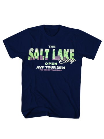 AVP Salt Lake City Event T-Shirt