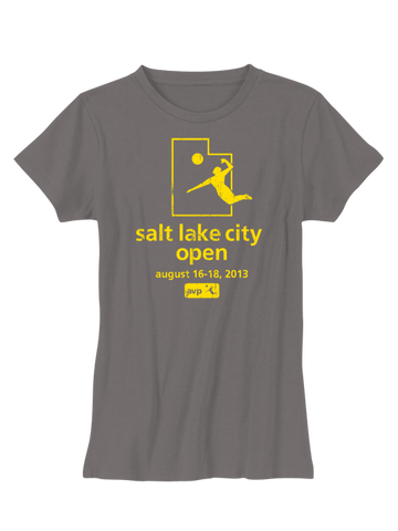 AVP Women's Salt Lake City Event T-Shirt