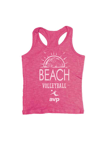 AVP Youth Con Sunny Daze Slub Tank