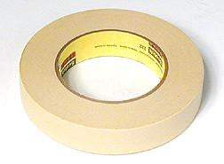 "3M™ #232 Scotch® High Performance Masking Tape, 1"" x 60 yds (1 ROLL)"