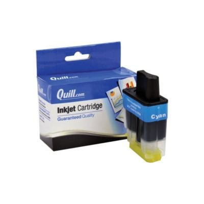 Compatible Brother® MFC210C (LC41C) Cyan Ink Cartridge