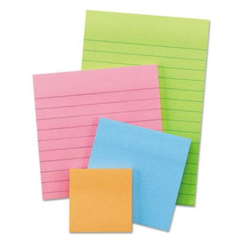 3M 4622SSAN Post-it Notes Super Sticky Pads in Electric Glow Colors
