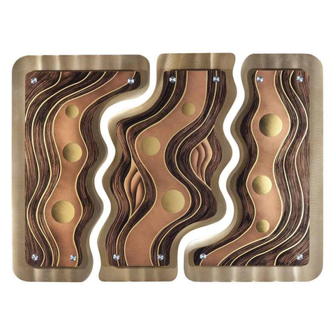 NOVA COPPER CREEK, WALL GRAPHIC MODERN