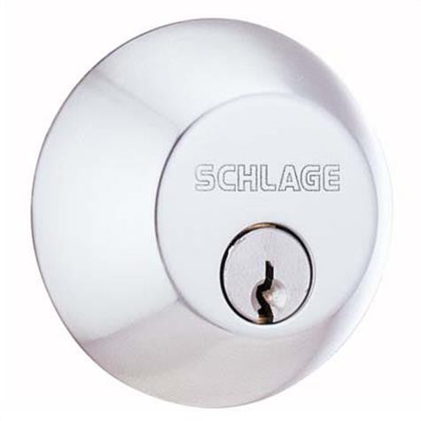 Schlage B360 626  Single Cylinder Deadbolt