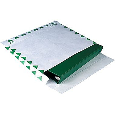 "10"" x 13"" Tyvek® Side-Open First-Class QuickStrip™ Catalog Envelopes with 2"" Exp, 100/Box"
