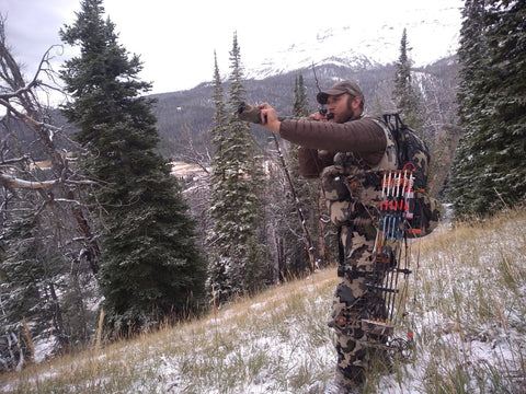 Hands free and ready to go. Call in that big Elk while still being ready to take that shot in a matter of seconds.
