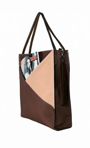 Ana Victoria Bag Dark Brown