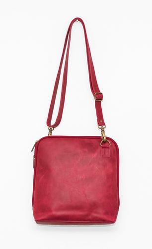 Elizabeth Red Bag