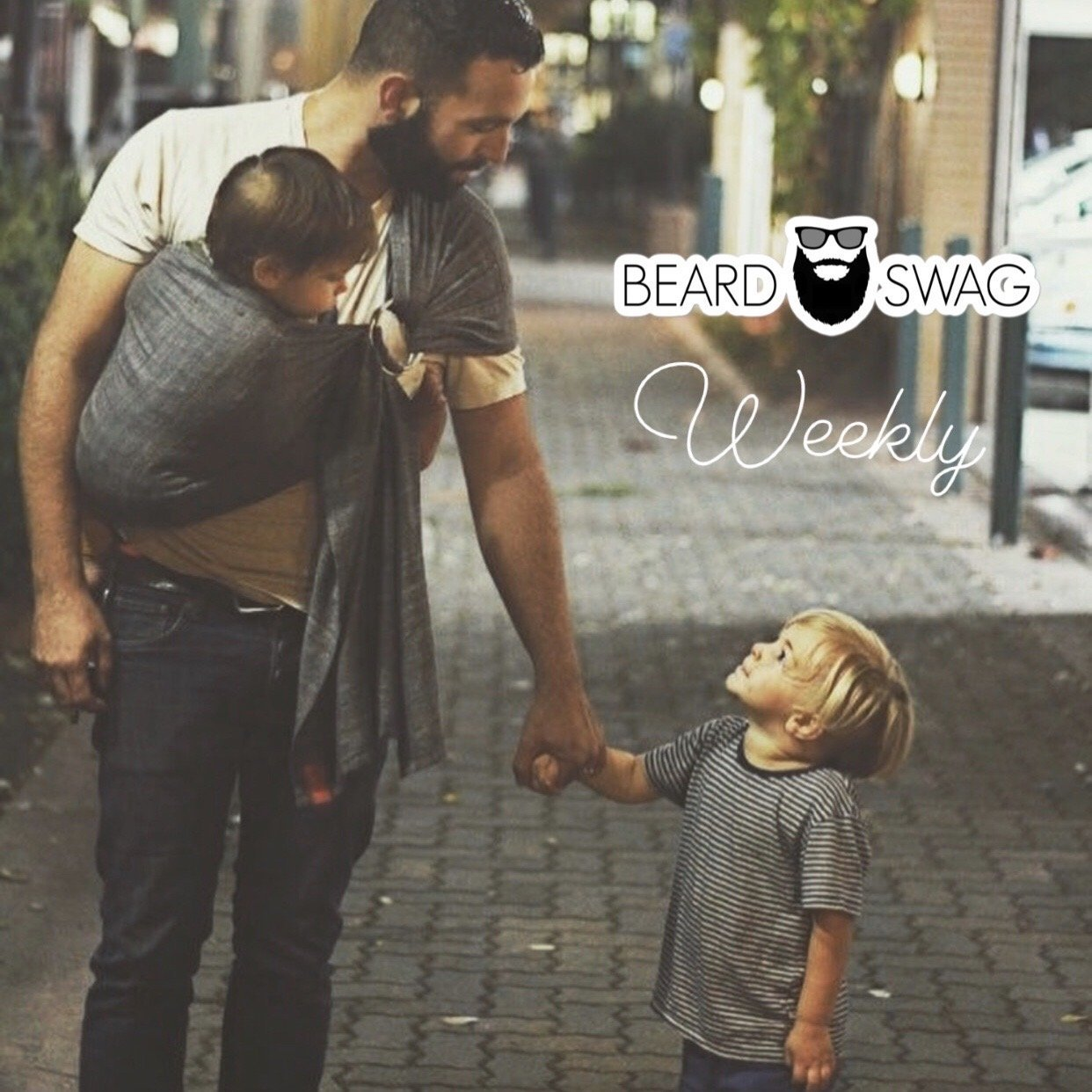 Beard Swag Weekly - Dads | Beard Swag