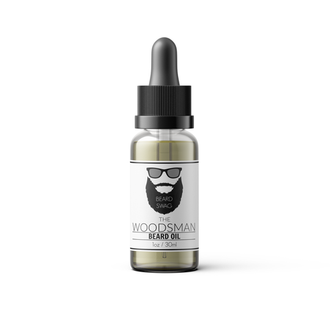 The Woodsman Beard Oil