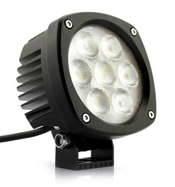 35 Watt LED Off-Road Flood and Spot Driving Lights - 4 Inch