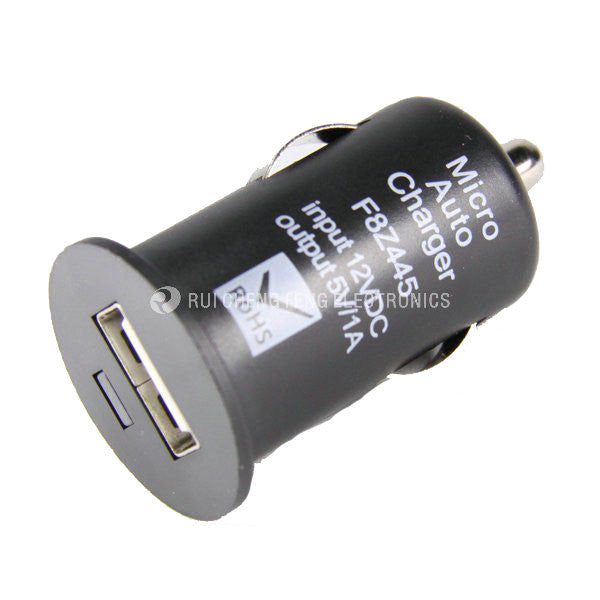 Usb 12v 2 1amp Car Charger For Use With Kindle Iphone Ipad: USB Universal Cigarette Car Charger