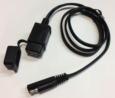 usb charger weather proof sae 24 inches