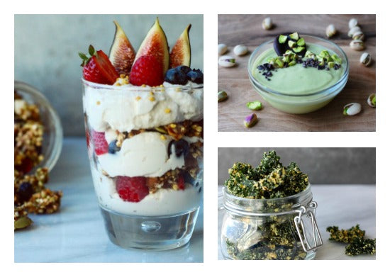 Vegan healthy snacks & desserts from Lorena Salas (@datesandavocados)