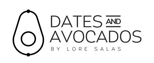 Dates & Avocados Logo Cover Photo