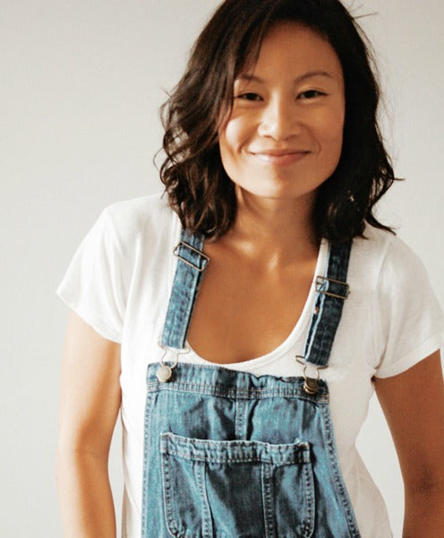 Fanny- the creator of Vancouver-based food blog Oh Sweet Day