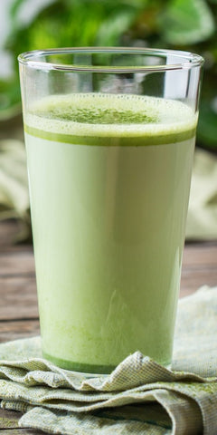 Homemade Bulletproof Matcha