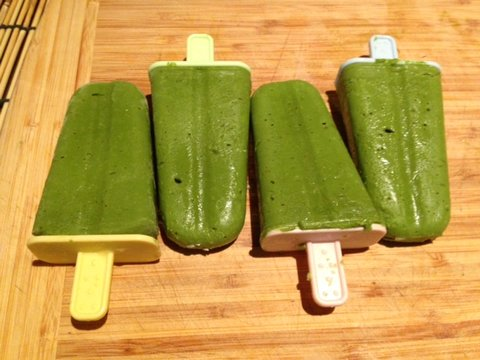 Matcha Ice Creams - the Best Green Tea