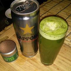 Matcha Green Tea Beer