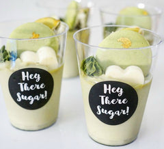 Matcha mousse by @heytheresugar.au