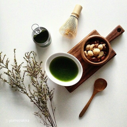 Matcha green tea helps your teeth and mouth healthy in 5 ways