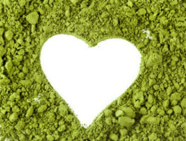 Matcha healthy heart and blood pressure