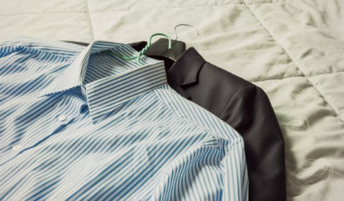 Prepare what to wear the night before for the relaxing morning