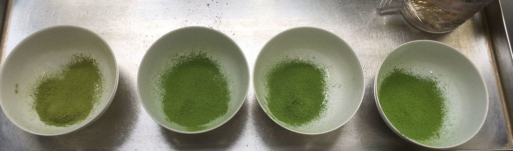 Selcting the best matcha to buy