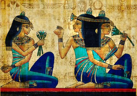 Ancient Egyptian Beauty Care