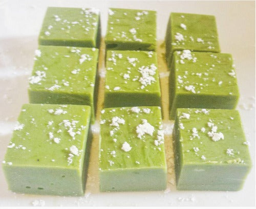 Creamy Matcha Green Tea Nama Chocolate Easy Recipe. Sweet treats for party