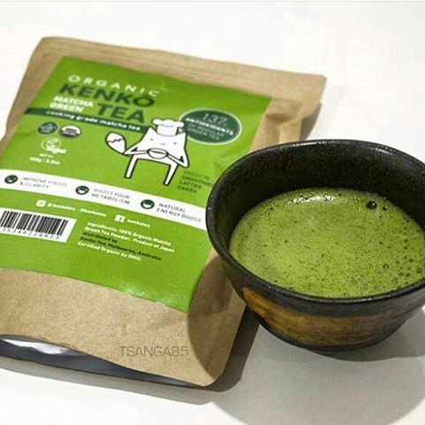 Kenko Matcha Tea - Australia's next biggest health trends