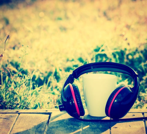 Music in the morning before work can help enhance your mood and set the tone for the whole day