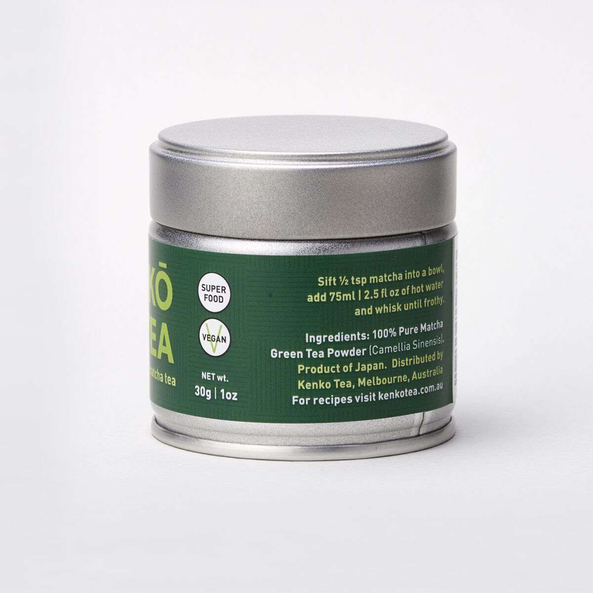 Premium Matcha Green Tea Powder Buy Online Australia