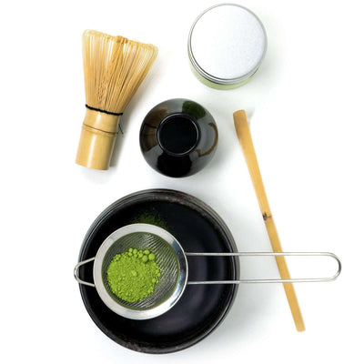 Matcha Tea Gift Set - 6 Piece