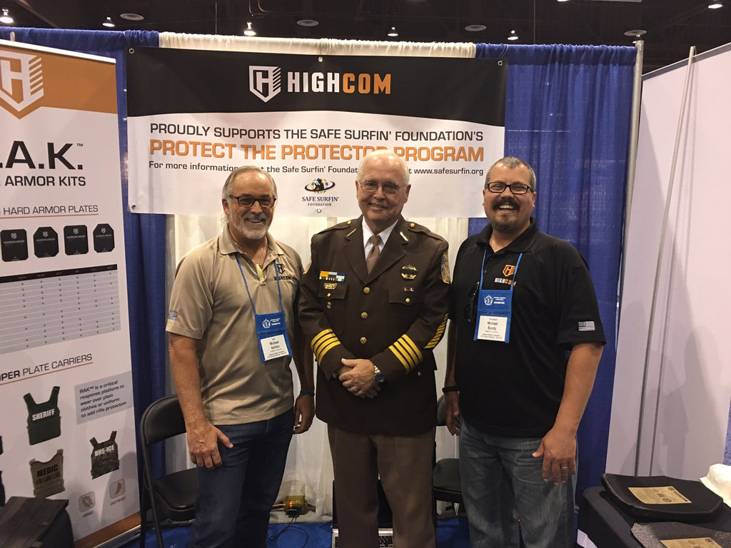 Sheriff Mike Brown and HighCom NSA