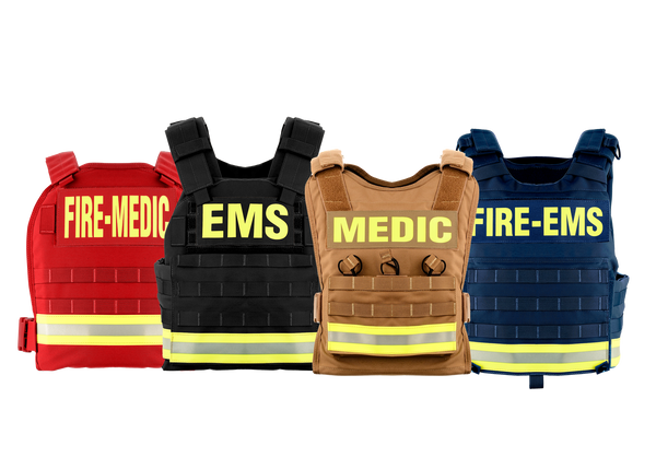 First Responder Body Armor Vests