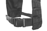Black - Side Buckles