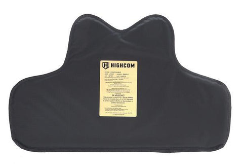 HighCom Security - sa3100 Level IIIA soft armor panels - CONCEALABLE