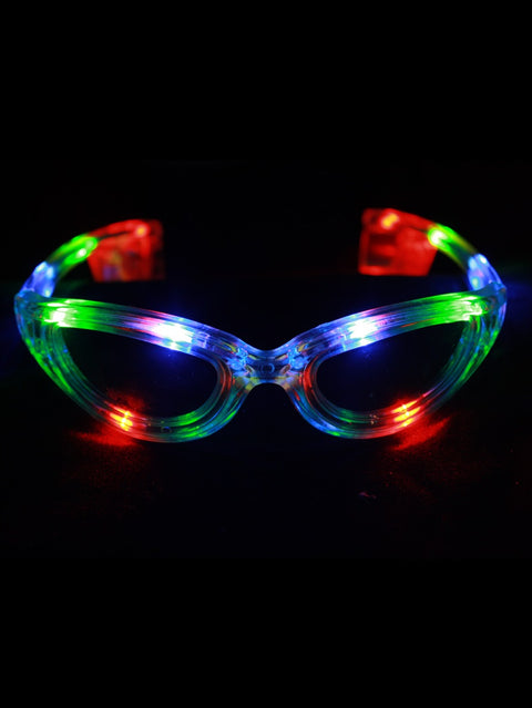 LED Eye Glasses - Glow Sticks Wholesale
