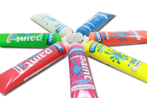 UV Acrylic Paint 75mL (Australian Made) - Glow Sticks Wholesale