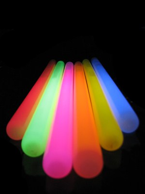 "GIANT  Glow Sticks 40cm   ""These are really great"" (Box of 12) - Glow Sticks Wholesale"