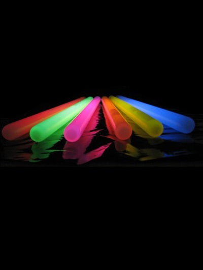 GIANT  Glow Sticks 40cm   (Box of 12) - Glow Sticks Wholesale