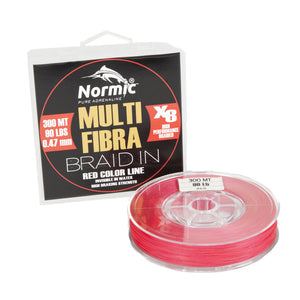Multifibra Braid In