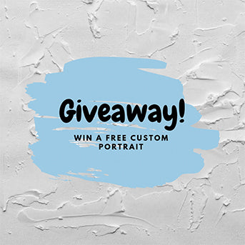 Giveaway - Win a free painting!